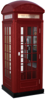 Telephone Box - Contact Laptop Repair Pro for mobile computer repair in Fife and surrounding areas